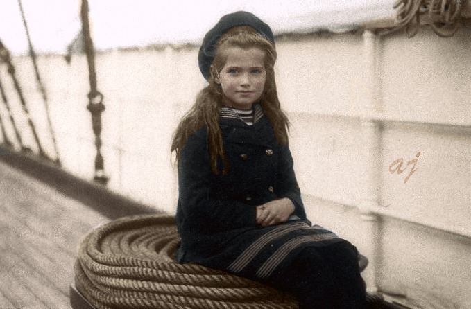 Maria the Little Sailor